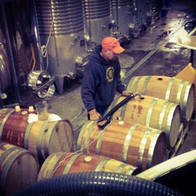 Filling barrels