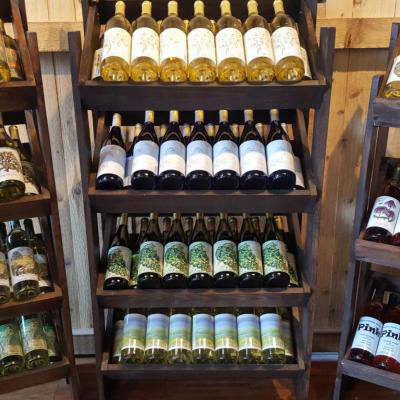 We have a wide selection of wine