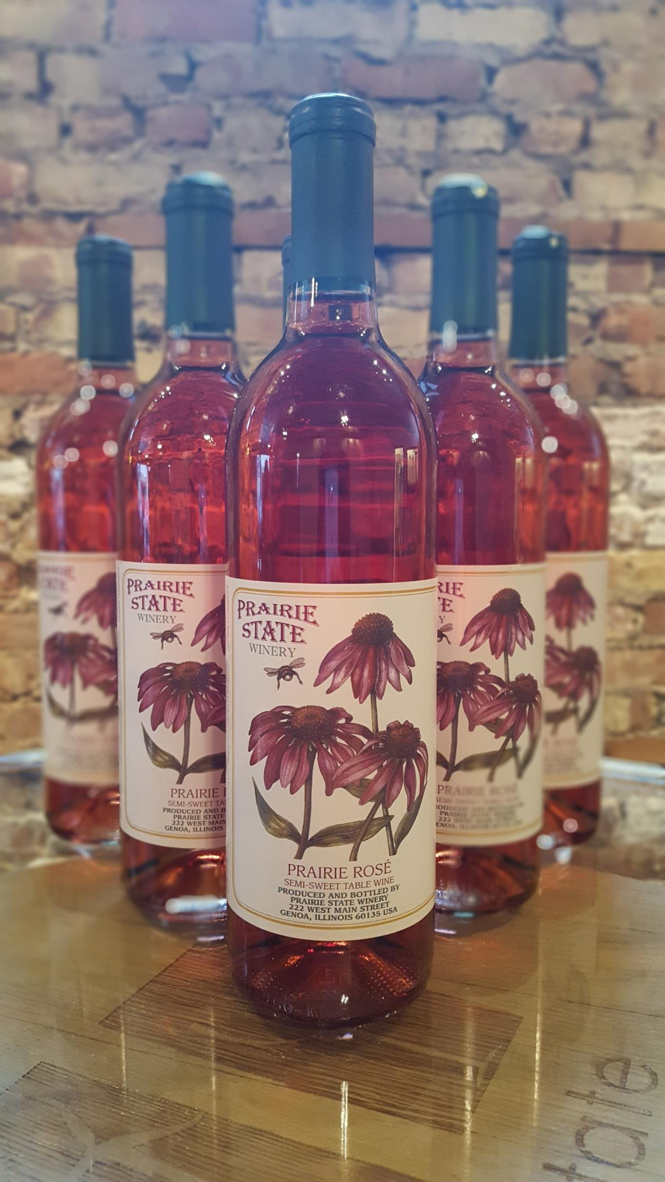 Product Image for Prairie Rosé
